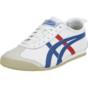 Onitsuka Tiger Mexico 66 chaussures blanc bleu rouge 46 EU