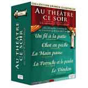 Coffret Au Théâtre Ce Soir - Volume 2 : 5 DVD