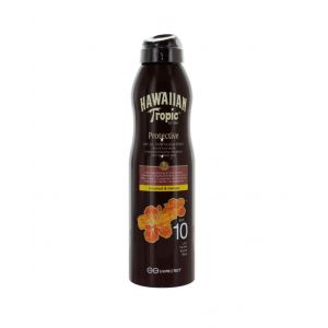 Hawaiian Tropic Protective Dry Continuous Spray Oil SPF 10 180 ml