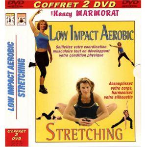 Coffret Low impact aerobic + Stretching