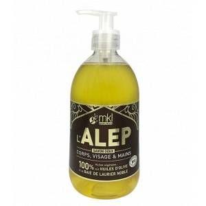 MKL Green Nature Savon liquide d'Alep 500 mL