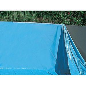 Toi Piscine Liner piscine SWIMPOOL ronde Ø460 x 120cm bleu