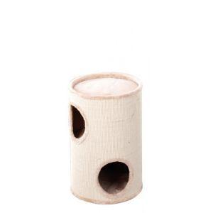 Europet Bernina Arbre à chat de forme cylindrique petit Everslast 2 niveaux