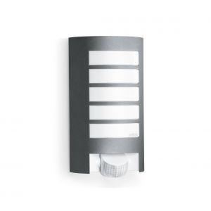 Steinel Lampe à capteur d'extérieur L 12 Anthracite
