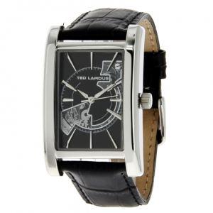 Ted Lapidus 5122401 - Montre pour homme avec bracelet en cuir