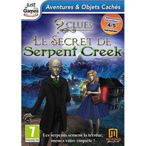 9 Clues : le Secret de Serpent Creek [PC]