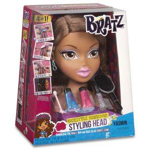 Splash Toys Tête à coiffer Bratz Cloe