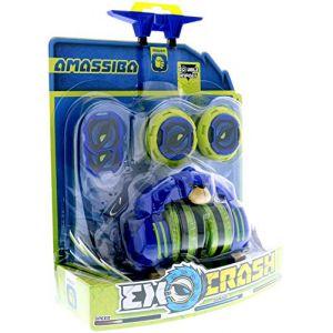 Goliath Exocrash - Double Ripper Gorilla - Bleu