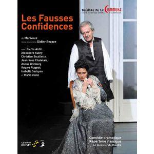 Les Fausses Confidences - de Philippe Miquel