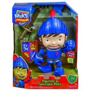 Mattel Figurine à fonctions Mike le Chevalier