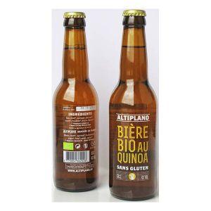Altiplano Bière BIO au Quinoa - 33cl