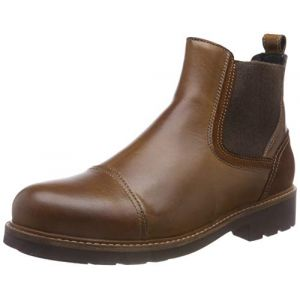 Tommy Hilfiger Boots ACTIVE LEATHER CHELS Marron - Taille 42,43,44