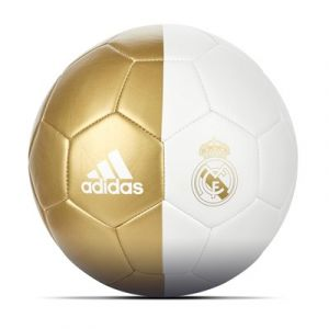 Adidas Ballon de capitaine du Real Madrid - Blanc