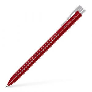 Faber-Castell Grip 2022 Stylo bille 544621 - Kugelschreiber Grip rot