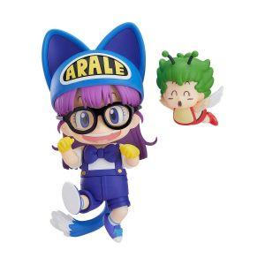 Good smile company Dr. Slump - Figurine Nendoroid Arale Norimaki Cat Ears Ver. & Gatchan 10 Cm