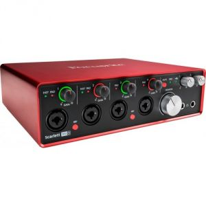 Focusrite Scarlett2 18i8 - Interface audionumérique USB