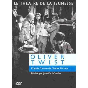 Le théâtre de la jeunesse : Oliver Twist