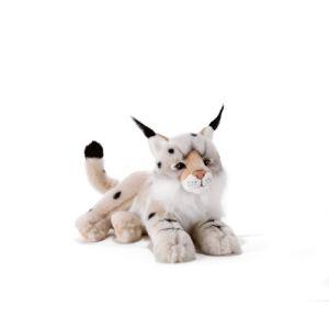 Plush & Company Peluche Lynx des Neiges Vasaky 40 cm