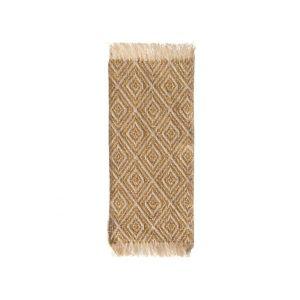 Maileg Miniature rug, 22 x 9 cm. - mustard - taille : 24 cm