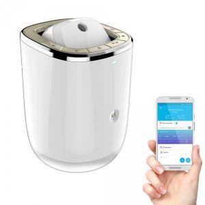 Motorola Projecteur de sons et lumières connecté avec surveillance audio Smart Nursery