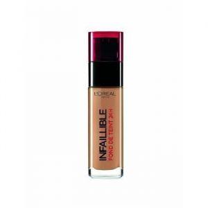 L'Oréal Infaillible - Fond de teint Fluide 320 Caramel 30 ml