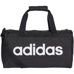 Adidas Linear Core Duffel Bag XS black/black/white