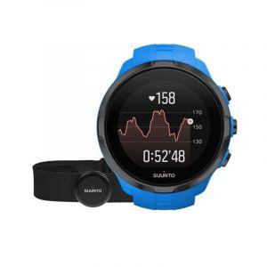 Suunto Spartan Sport Bleu Wrist HR + Smart Belt