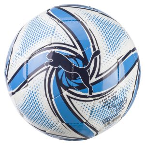 Puma Mini ballon Olympique de Marseille FUTURE Flare, Blanc/Bleu |