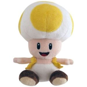 Abysse Corp Peluche Toad Jaune 17 cm