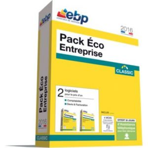 Pack Eco Entreprise Classic 2016 pour Windows