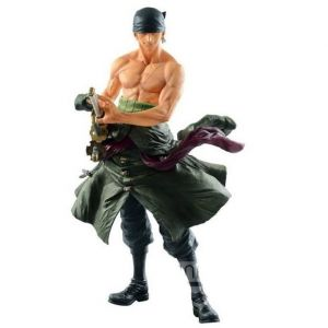 Banpresto Figurine - One Piece - Roronoa Zoro Big Size - 30 cm