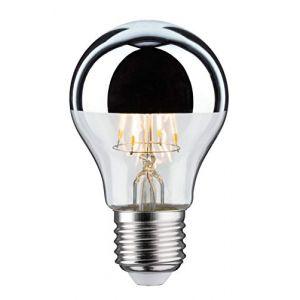 Standard calotte argent filament LED 5W E27 PAULMANN