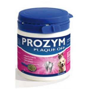 Sogeval Prozym Plaque Off 180 g pour chien et chat