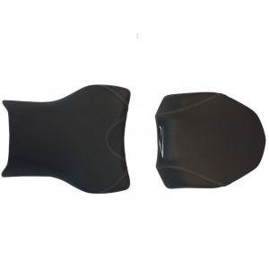 Shad Selle confort Yamaha Fazer FZ8 10-13 noir/blanc