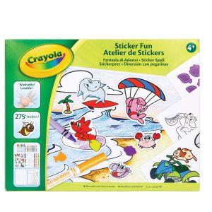 Crayola Atelier de stickers