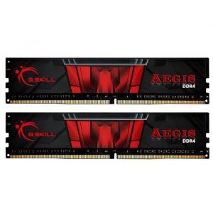 G.Skill F4-2400C17D-8GIS - Aegis Series DDR4 2 x 4Go 2400Mhz C17-17-17-39 - 1.2V