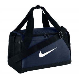 Nike Sac de sport de training Brasilia (très petite taille) - Bleu - Taille ONE SIZE - Unisex