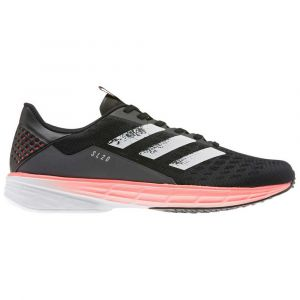 Adidas Sl20 Chaussures Homme, core black/footwear white/signal coral UK 9 | EU 43 1/3 Chaussures running sur route