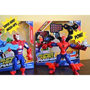 Hasbro Marvel Super Hero Mashers coffret deluxe (modèle aléatoire)