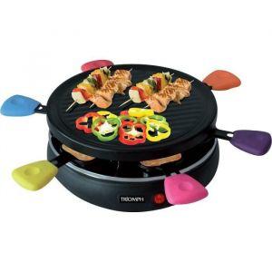 Triomph ETF1617 - Raclette Grill pour 6 personnes