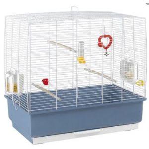 Ferplast Rekord - Cage pour oiseau Modèle 4 Full option