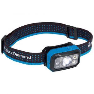 Black Diamond Lampe frontale storm 400 bleu