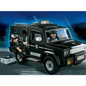 Playmobil 5974 City action - Forces spéciales de police et fourgon