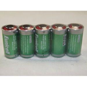 Eunicell Lot de 5 piles Alcaline 4LR44 6V