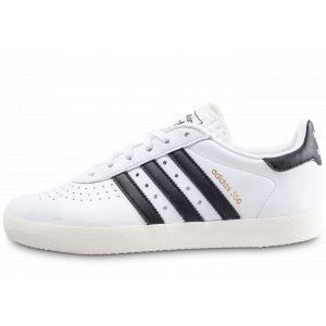 Adidas Soldes - Baskets/Tennis 350 Femme Blanche Et Noire Femme