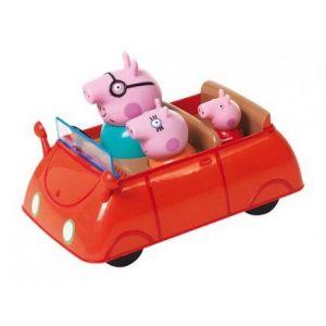 La voiture familiale Peppa Pig