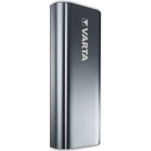 Varta Promotional Power Bank 5200 mAh dunkelgrau