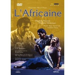 Meyerbeer : L'africaine (Arena, Orch/Chorus/Ballet Sfo)