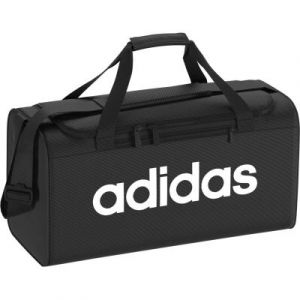Adidas Linear Core Duffel Bag S black/black/white
