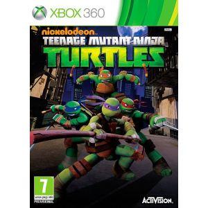 Nickelodeon : Teenage Mutant Ninja Turtles [XBOX360]
